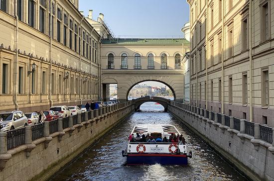 Санкт-Петербург стал одним из лидеров программы туристического кешбэка