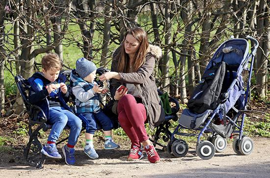 Власти Москвы утвердили порядок назначения новой выплаты на детей от 3 до 7 лет