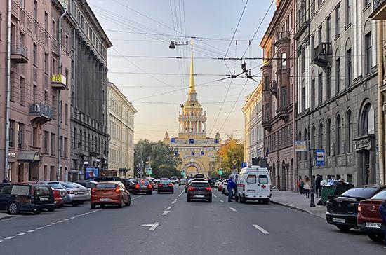 В Санкт-Петербурге продлили запрет на публичные мероприятия