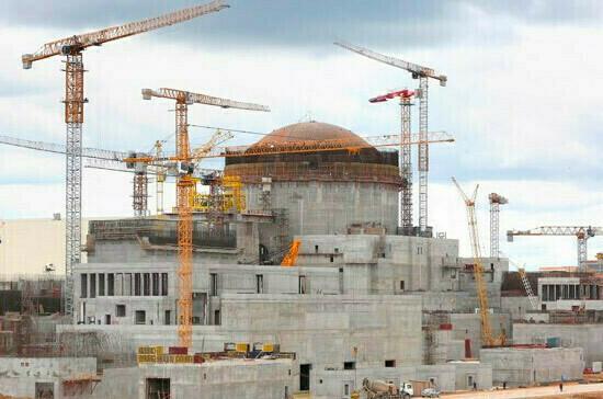 Белоруссии продлили срок кредита для строительства атомной электростанции