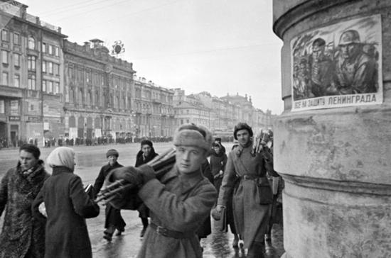 В Петербурге «областным» блокадникам дадут льготы наравне с городскими