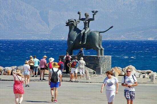 Большинство греков связывают с Россией обретение их родиной независимости