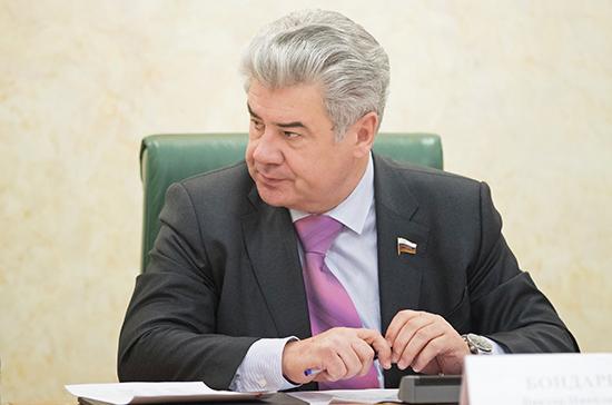 Бондарев заявил о возможности увеличения объёмов военного экспорта России