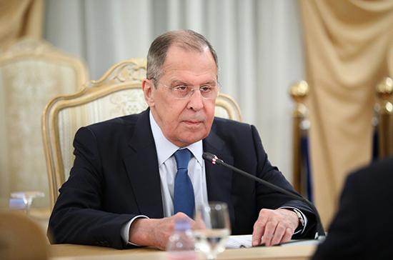 Лавров сообщил о подготовке второго саммита Россия — Африка