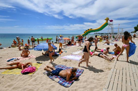 Будет ли тесно в Крыму этим летом?
