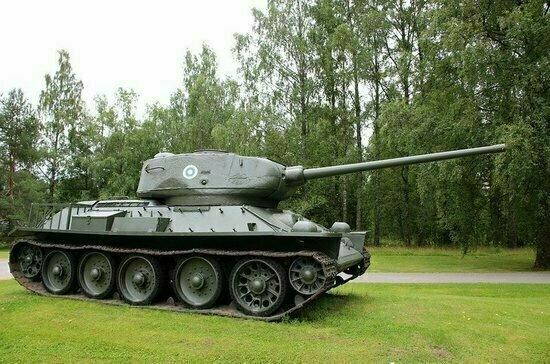 Колонну техники на Параде 9 Мая в Севастополе возглавит танк Т-34