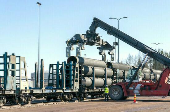 """«Газпром» пообещал достроить «Северный поток — 2"""" доконца 2021 года"""