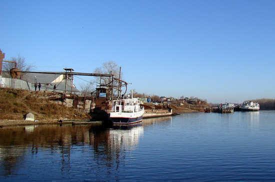 В России планируют разработать Стратегию развития внутренних водных путей к августу