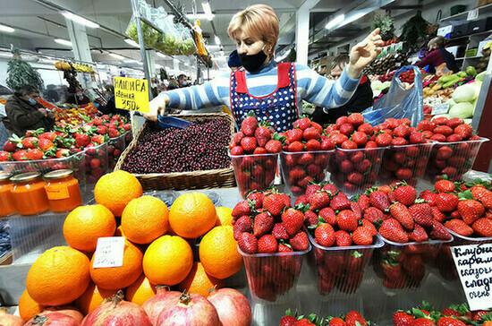 СМИ: в России хотят усилить контроль за кассами на рынках