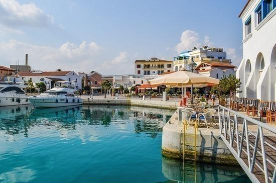 Минздрав Кипра разрешил въезд российским туристам с 1 апреля
