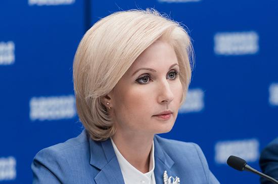 Баталина: за пять лет количество гериатрических центров в России увеличилось до 73