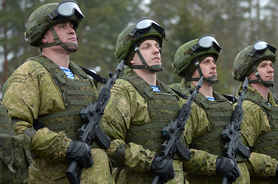 Весной на военную службу призовут почти 135 тысяч россиян