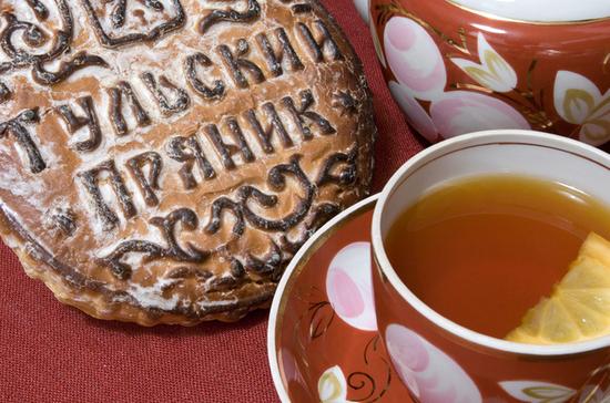 Уральские самоцветы и тульские пряники получат международный статус