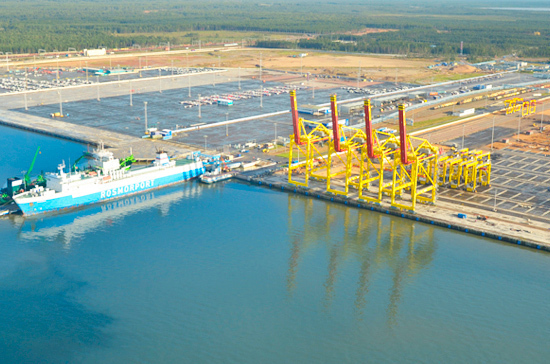 РФ и Белоруссия могут до лета принять решение о терминале для перевалки удобрений