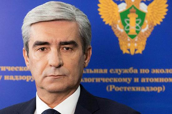 Ростехнадзор возглавил Александр Трембицкий