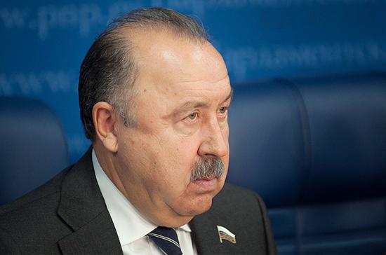 Газзаев: закон о сохранении языков народов России планируют принять до конца сессии