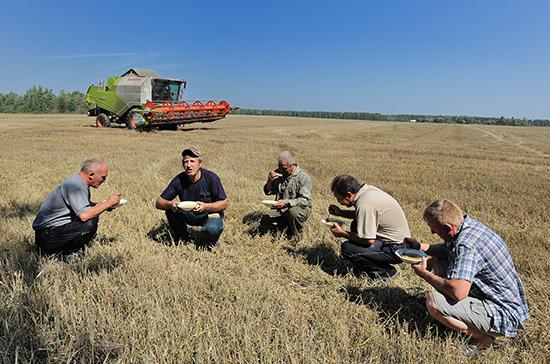 Сельхозкооператив смогут создать три человека