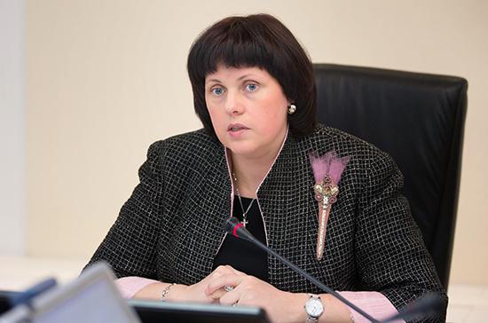 Афанасьева объяснила, как будет работать закон о просветительской деятельности