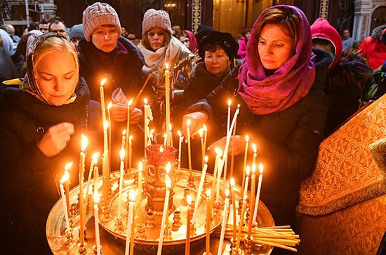 В храмы и мечети проведут газ со скидкой