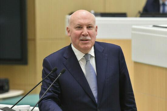 Премьеры России и Белоруссии встретятся в апреле, сообщил Мезенцев