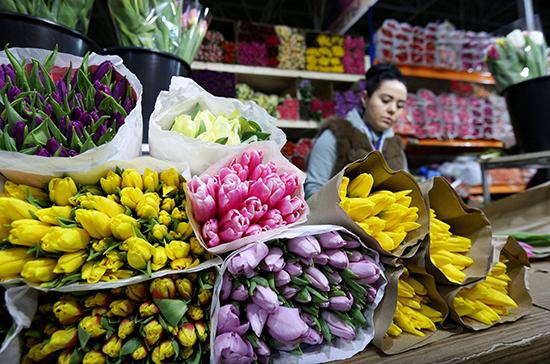В перечень прослеживаемых товаров Минфин включил бульдозеры и срезанные цветы