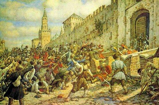 Соляной бунт: причины восстания 1648 года
