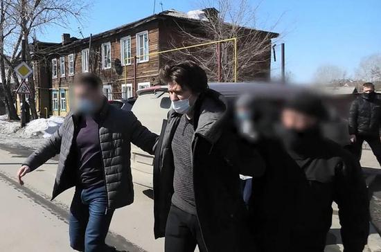 На Алтае задержан готовивший теракт сторонник украинских националистов