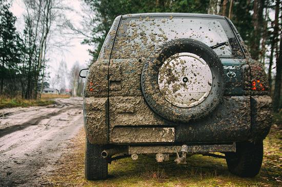 Авто с грязными номерами могут не пустить на платные дороги