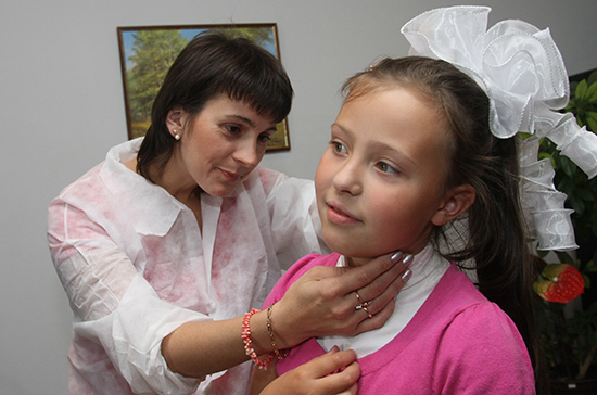 Статус школьной медицины предлагают поднять