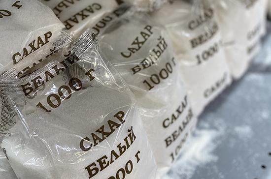 СМИ: Минсельхоз установит квоты на производство сахара