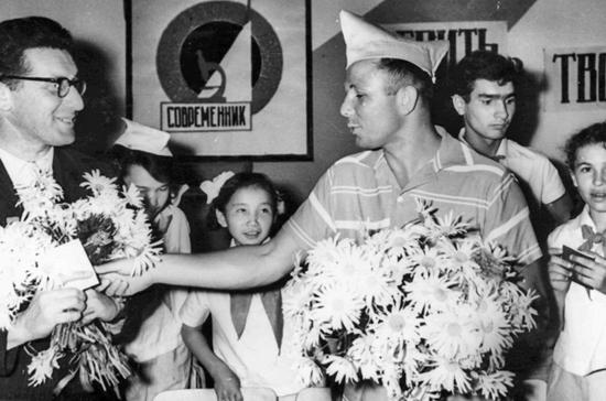 Время первых: Юрий Гагарин и «дети Галактики» в Крыму
