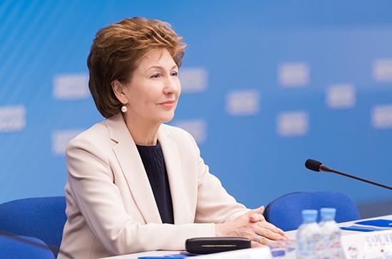 Карелова призвала быстрее адаптировать для инвалидов образовательные учреждения