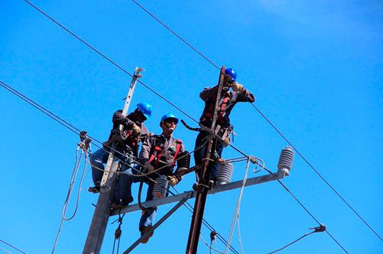 В Сахалинской области восстановили электроснабжение потребителей