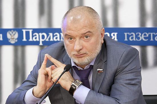 Клишас объяснил, кому из крымчан с украинским гражданством могут открыть доступ к госслужбе