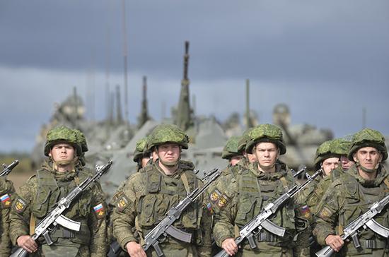 В Вооружённых силах России начались проверки боеготовности