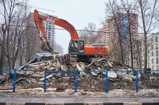 Депутаты требуют строить без шума и пыли