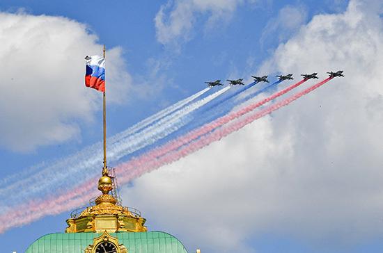 Парад Победы в Москве в этом году пройдёт без иностранных гостей