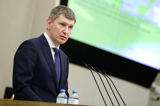 Решетников назвал экспорт основным каналом инфляции в России
