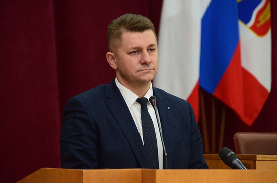 В Симферополе избрали нового главу городской администрации