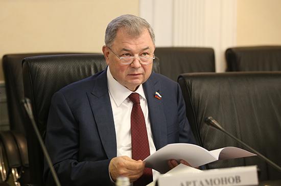 Артамонов считает, что предпосылок для ухудшения экономик регионов нет