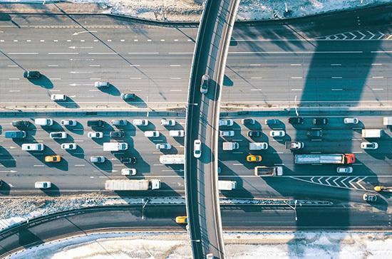В МВД сообщили о снижении аварийности и смертности на российских дорогах