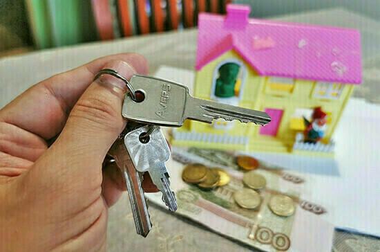 Ипотечные квартиры должников предлагают продавать онлайн