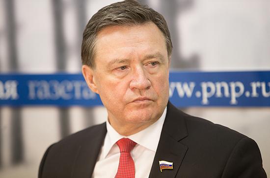 Рябухин: Совет Федерации стал «школой губернаторов»