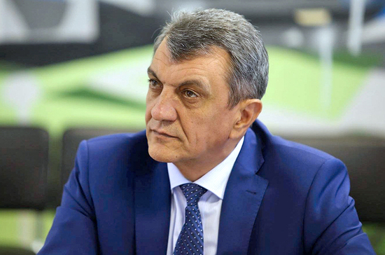Меняйло назначен врио главы Северной Осетии