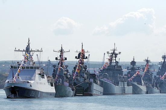 Турция уведомила РФ о проходе кораблей ВМС США в Чёрном море