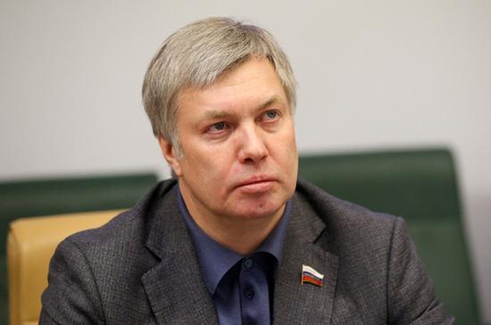 Русских отправил в отставку правительство Ульяновской области