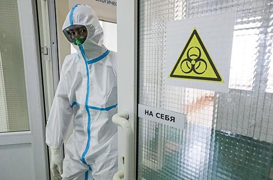 В России за сутки выявили 8,7 тыс. случаев COVID-19