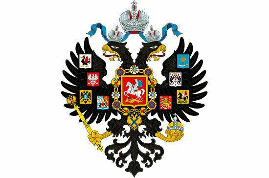 Сколько двуглавых орлов было в полном комплекте государственных гербов