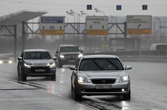 Эксперт оценил вероятность введения штрафов за шины не по сезону