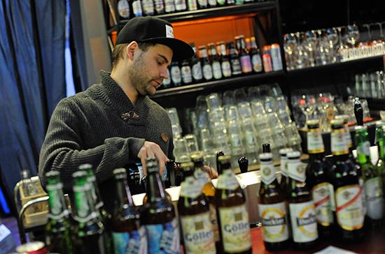 Производители сидра и пива могут попасть в специальный реестр